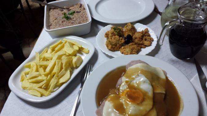 Notre repas « léger »