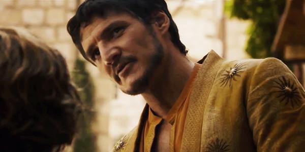 Oberyn Martell, mon chéri aussi hot que Dorne!