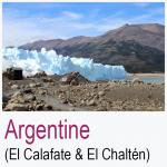 Argentine El Calafate El Chalten