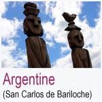 Argentine San Carlos de Bariloche