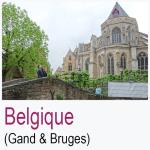 Belgique Gand Bruges