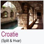 Croatie Split Hvar