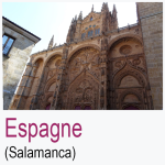 Espagne Salamanca