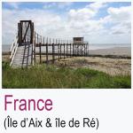 France Île d'Aix île de Ré