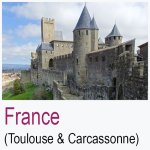 France Toulouse Carcassonne
