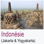 Indonésie Jakarta Yogyakarta