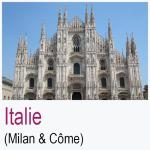 Italie Milan Côme