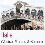 Italie Venise Murano Burano