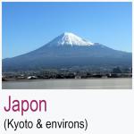 Japon Kyoto Environs