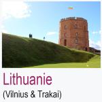 Lituanie Vilnius Trakai