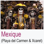 Mexique Playa del Carmen Xcaret