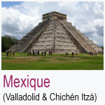 Mexique Chichen Itza Valladolid