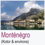 Monténégro Kotor Environs