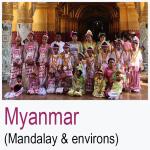 Myanmar Mandalay Environs
