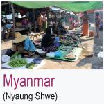 Myanmar Nyaung Shwe