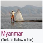Myanmar Trek Kalaw Inle