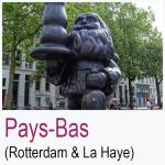 Pays-Bas Rotterdam & La Haye
