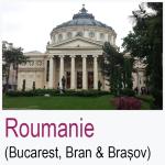 Roumanie Bucarest Bran Brașov