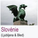 Slovénie Ljubljana Bled