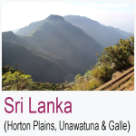 Sri Lanka Horton Plains Unawatuna Galle