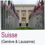 Suisse Genève Lausanne