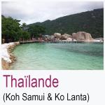 Thaïlande Koh Samui Ko Lanta
