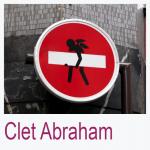 Clet Abraham